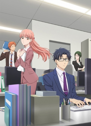 Download Otaku ni Koi wa Muzukashii (main) Anime