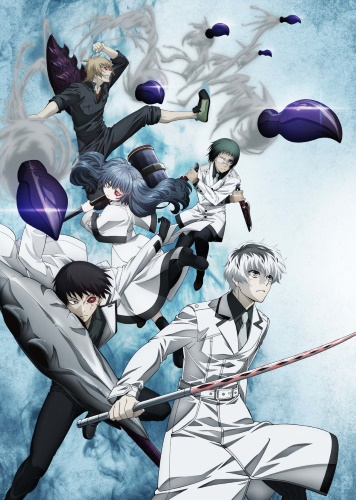 Download Tokyo Ghoul:Re (main) Anime