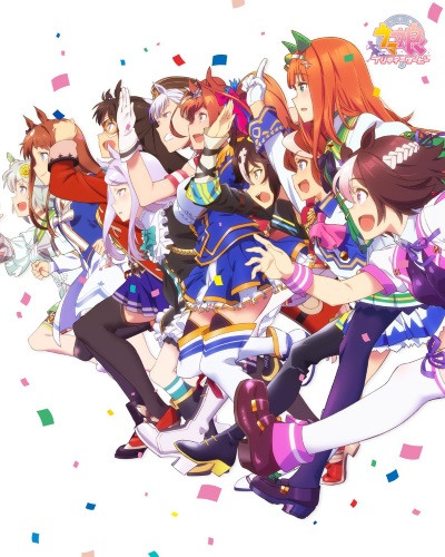 Download Uma Musume: Pretty Derby (main) Anime