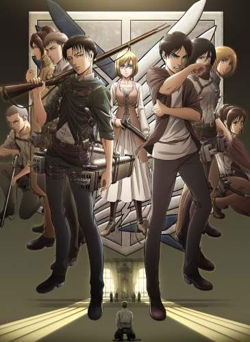 Download Shingeki no Kyojin Season 3 (main) Anime