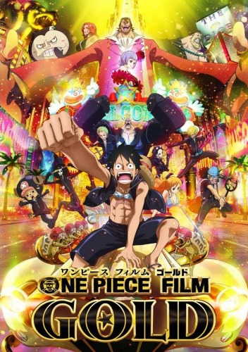 Download One Piece Film: Gold (main) Anime