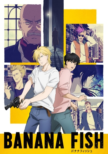 Download Banana Fish (main) Anime