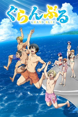 Download Grand Blue (main) Anime