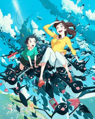 Download Penguin Highway (main) Anime