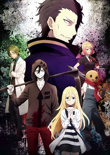 Download Satsuriku no Tenshi (main) Anime