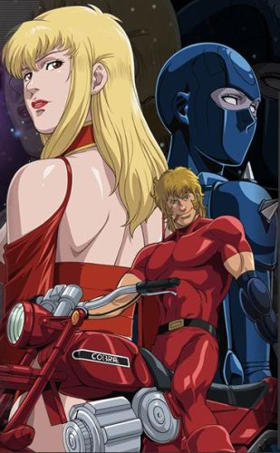 Download Cobra The Animation: Time Drive (main) Anime