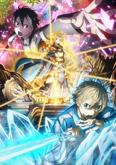 Download Sword Art Online: Alicization (main) Anime