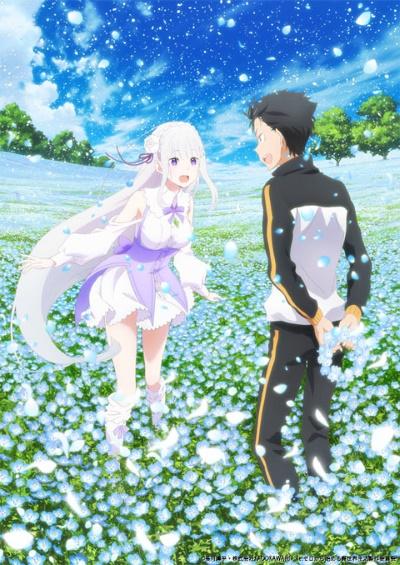 Download Re:Zero kara Hajimeru Isekai Seikatsu (2018) (main) Anime