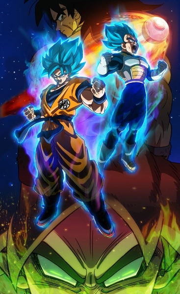 Download Dragon Ball Super: Broly (Movie) Anime