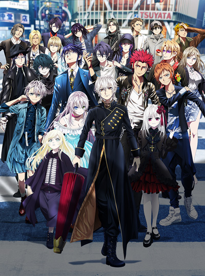 Download K: Seven Stories (main) Anime