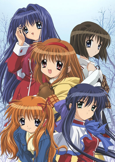 Download Kanon (2006) (main) Anime