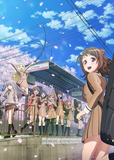 Download Bang Dream! 2nd Season (main) Anime