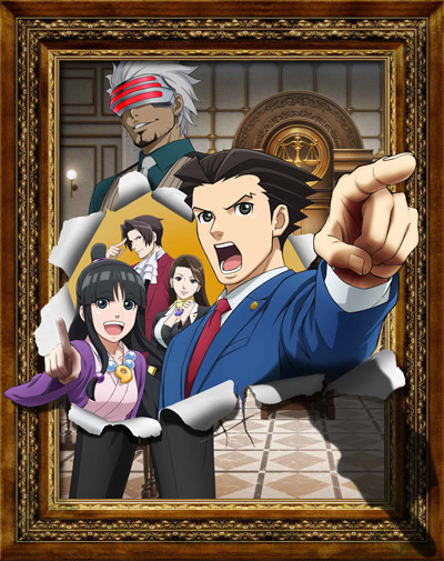 Download Ace Attorney S2 (synonym) Anime