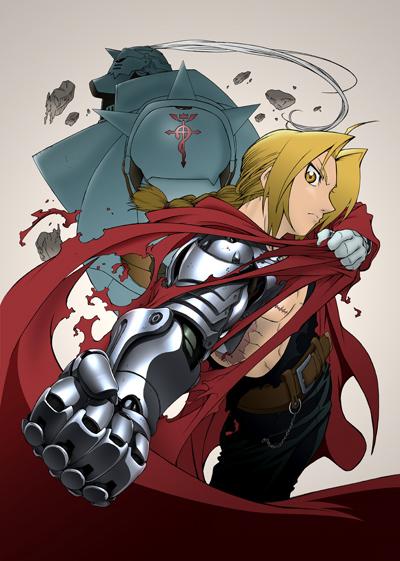Download Hagane no Renkinjutsushi (main) Anime