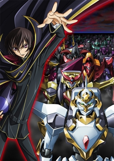Code Geass: Lelouch of the Rebellion R2 (Season 2)(Bluray)