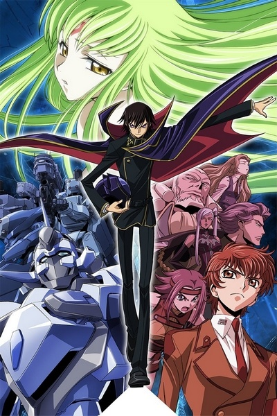 Download Code Geass: Hangyaku no Lelouch (main) Anime