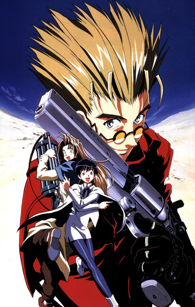 Download Trigun (main) Anime
