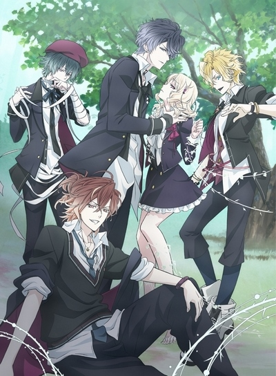 Download Diabolik Lovers More, Blood (main) Anime