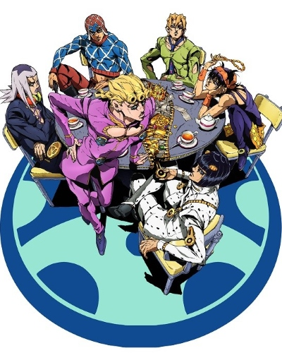 Download JoJo no Kimyou na Bouken: Ougon no Kaze (main) Anime