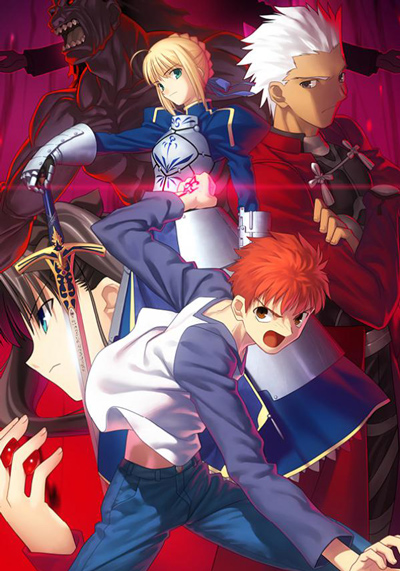Download Fate Stay Night (synonym) Anime