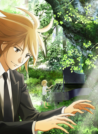 Download Piano no Mori (2018) (main) Anime