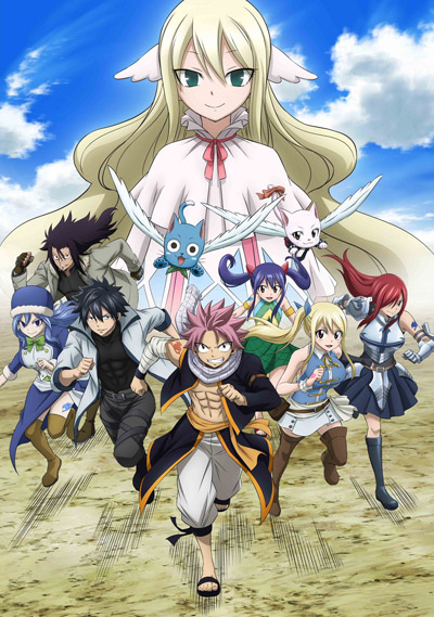Download Fairy Tail (2018) (main) Anime