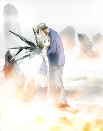Download Saishuuheiki Kanojo (main) Anime