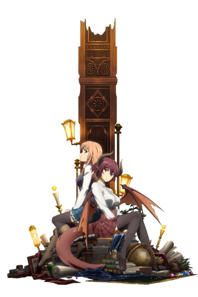 Download Manaria Friends (main) Anime