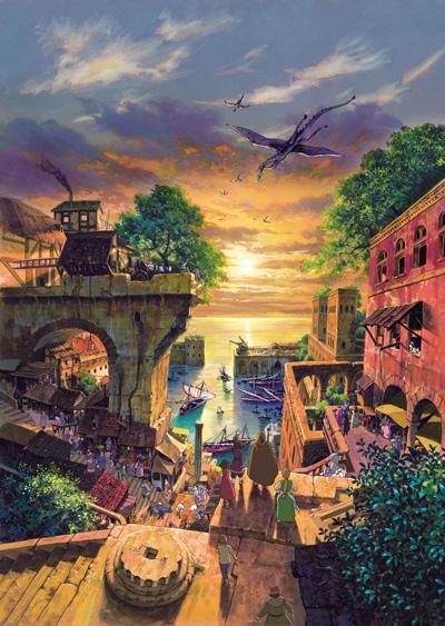 Download Ged Senki: Tales from Earthsea (main) Anime