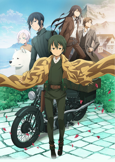 Download Kino no Tabi: The Beautiful World - The Animated Series (main) Anime