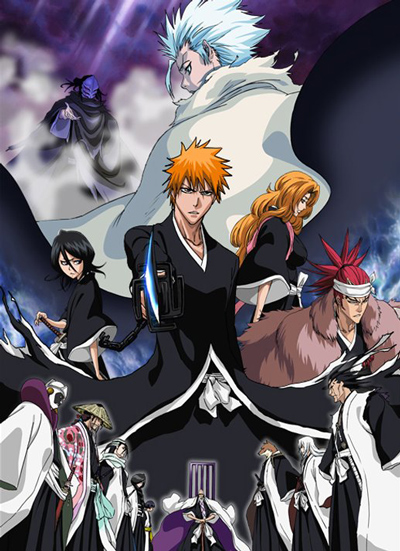 Download Gekijouban Bleach: The DiamondDust Rebellion Mou Hitotsu no Hyourinmaru (main) Anime