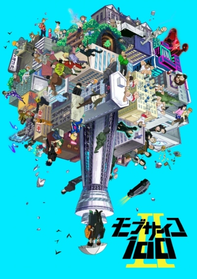 Download Mob Psycho 100 II (main) Anime