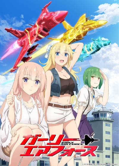 Download Girly Air Force (main) Anime