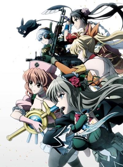 Download Mahou Shoujo Tokushusen Asuka (main) Anime