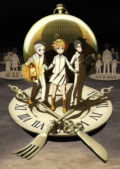 Download Yakusoku no Neverland (The Promised Neverland) Anime