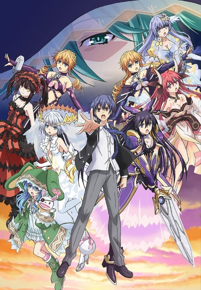 Download Date a Live III (Season 3) Anime