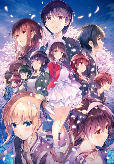 Download Saenai Heroine no Sodatekata Fine (main) Anime
