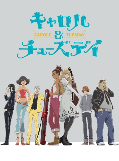 Download Carole and Tuesday (synonym) Anime