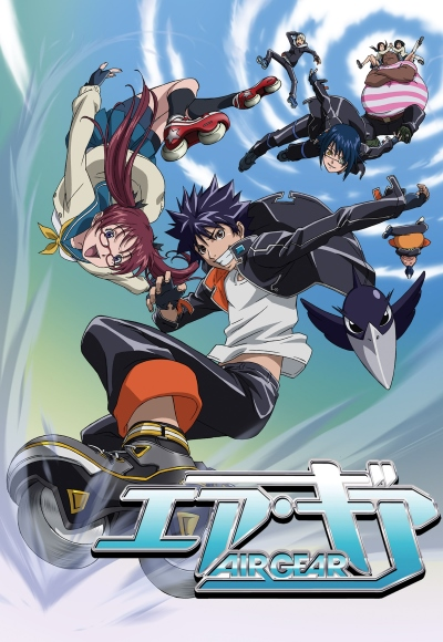 Download Air Gear (main) Anime