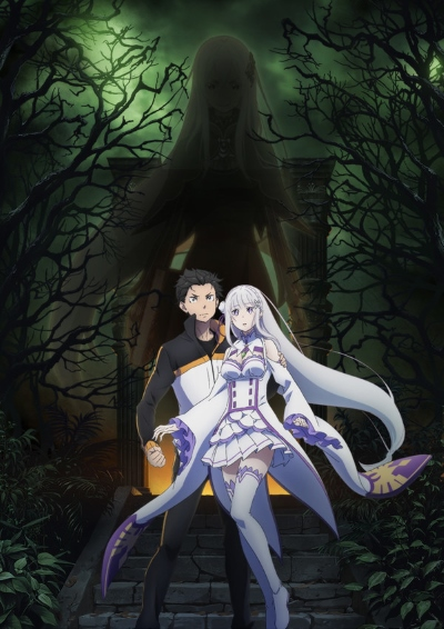 Download Re:Zero kara Hajimeru Isekai Seikatsu 2 (main) Anime
