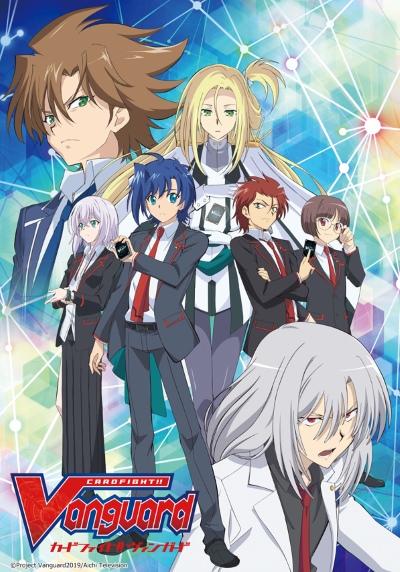 Download Cardfight!! Vanguard: Zoku Koukousei Hen (main) Anime