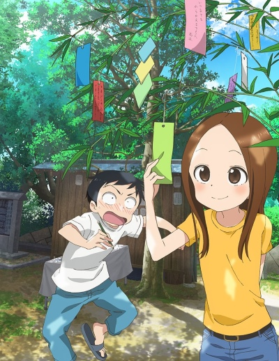 Download Karakai Jouzu no Takagi-san 2 Anime