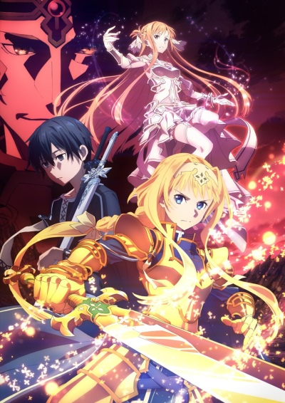 Download Sword Art Online: Alicization - War of Underworld (main) Anime