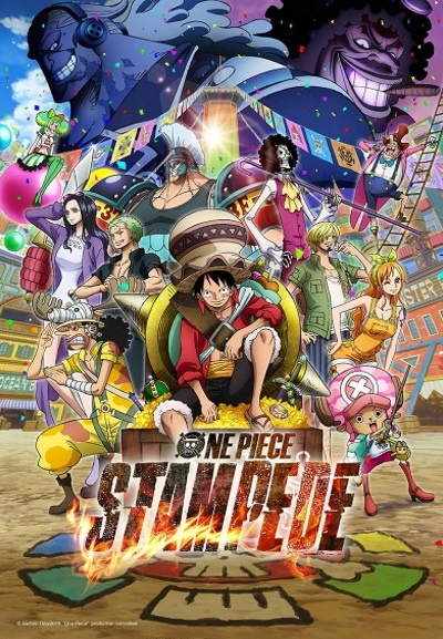 Download Gekijouban One Piece: Stampede (main) Anime