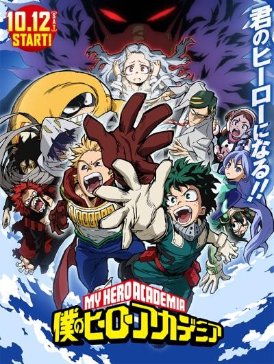 Download Boku no Hero Academia (2019) (main) Anime