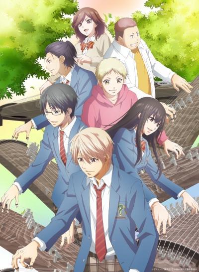 Download Kono Oto Tomare! (2019) (main) Anime