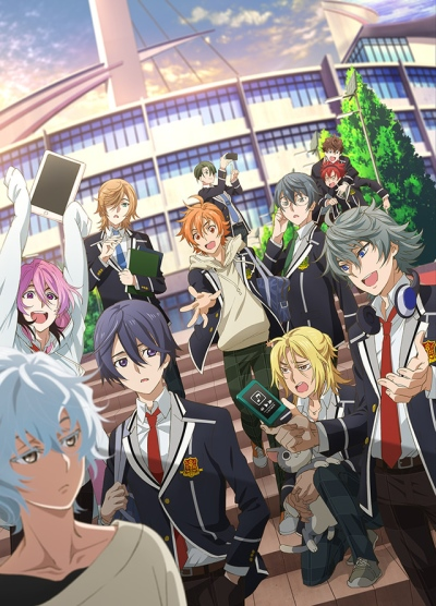 Download Actors: Songs Connection (main) Anime