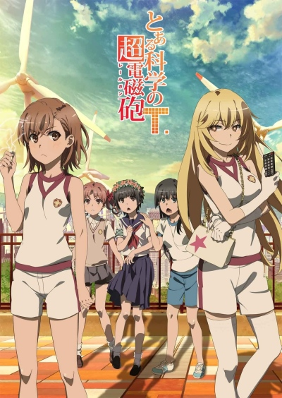 Download Toaru Kagaku no Railgun T (main) Anime