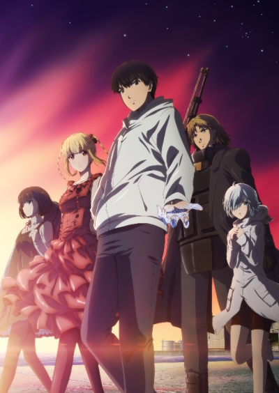 Download Darwin`s Game (main) Anime
