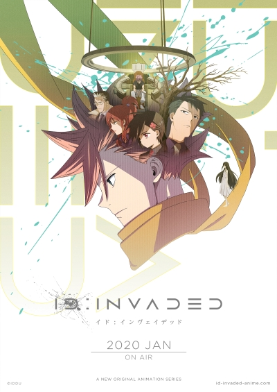 Download ID:Invaded (main) Anime
